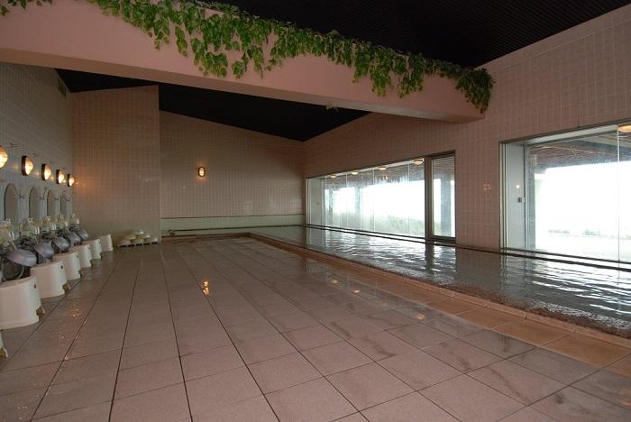 天然温泉「四阿山の湯」