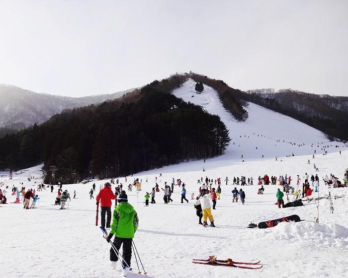 大穴スキー場(みなかみ)