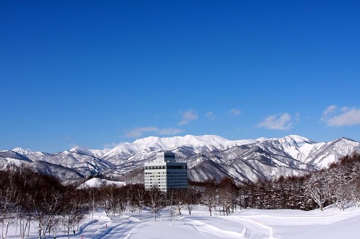 谷川連峰や尾瀬、浅間山などの山々を望むコースも!