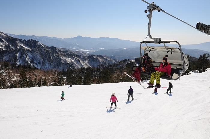 川場スキー場(沼田)