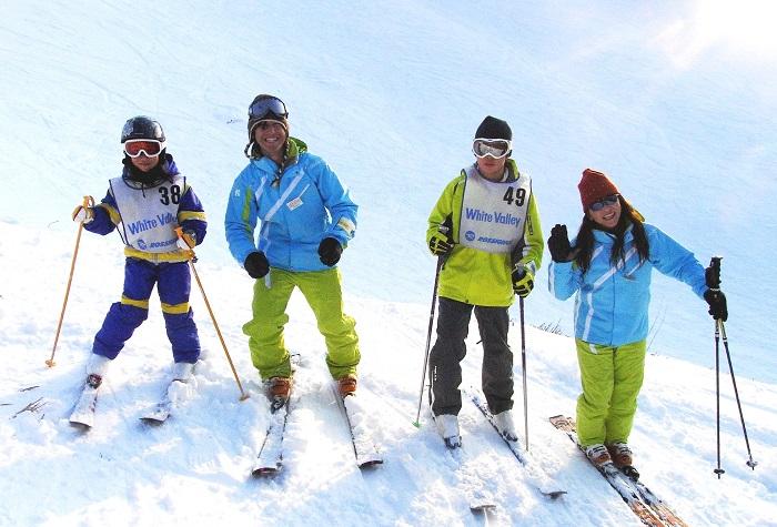 SAJ公認ホワイトバレースキースクール