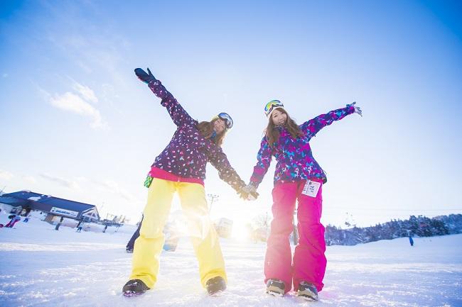 戸狩温泉スキー場 2020-2021シーズン