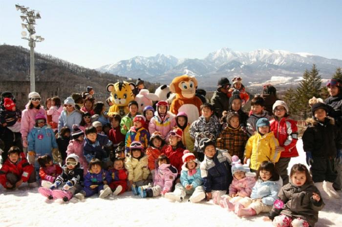 お菓子屋さんシャトレーゼのスキー場「シャトレーゼスキーリゾート八ヶ岳」