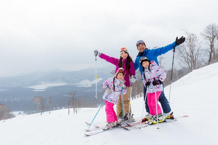 ロングシーズン楽しめる群馬県のスキー場「たんばらスキーパーク」