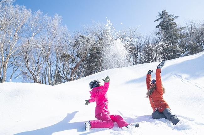 11月末~4月までロングシーズン営業【ハンターマウンテン塩原】