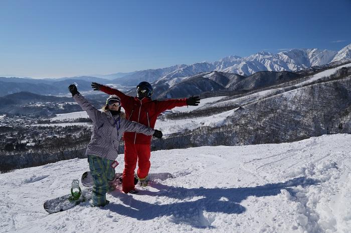 場 乗鞍 スキー