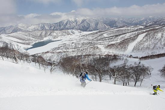 かぐらスキー場(湯沢)