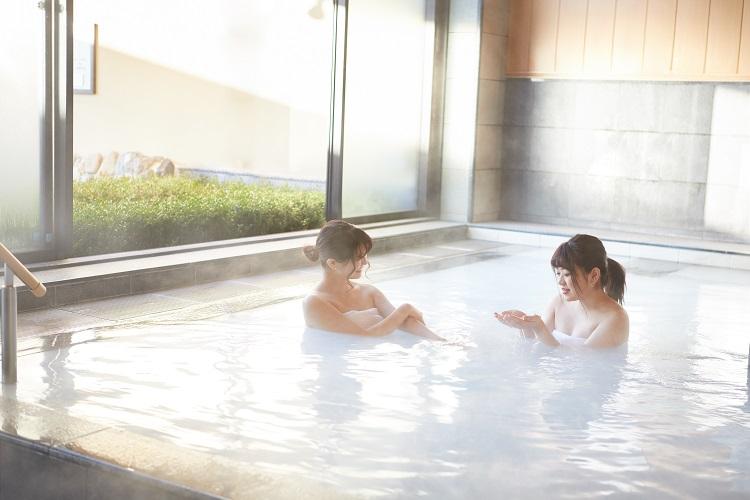 美楽温泉 SPA-HERBS(スパハーブス)シルクの湯