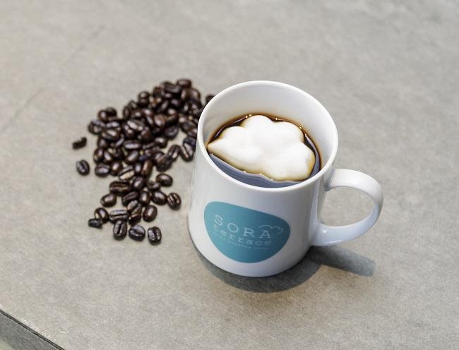 雲海マシュマロコーヒー