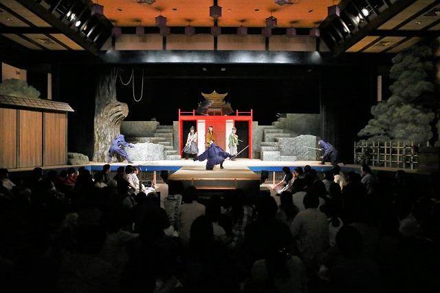 大忍者劇場