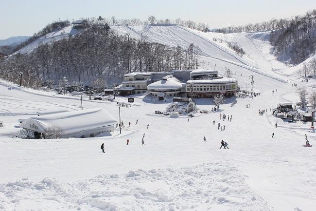 鹿島槍スキー場 セントラルプラザ1130(センターハウス)