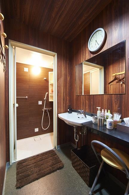 【和style.cafe AKIBA】 シャワー室
