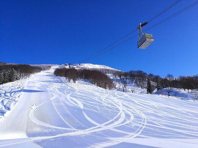 六日町 八海山スキー場