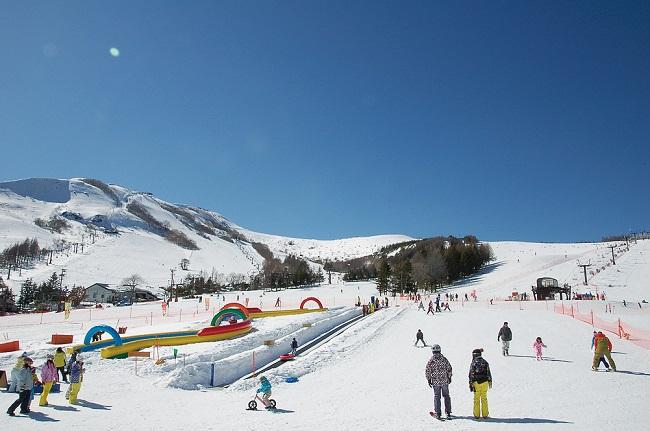 車山高原SKYPARKスキー場
