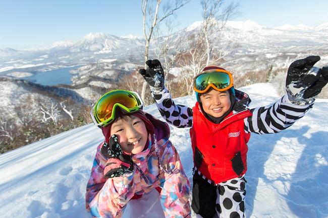タングラムスキーサーカスは小さなお子さまから楽しめるスキー場