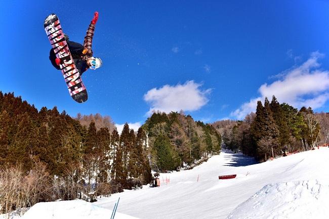 【めいほうスキー場】