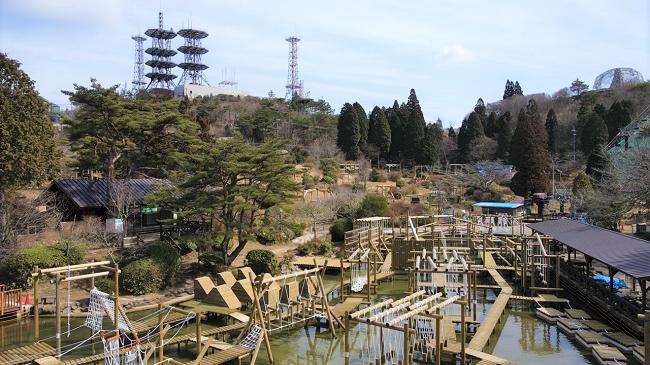 2021年4月3日 日本最大級のアスレチックが六甲山に誕生!