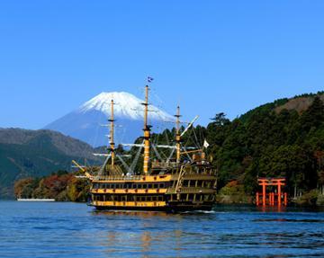 箱根観光船(箱根海賊船)