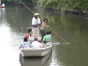 柳川川下り(大東エンタープライズ)