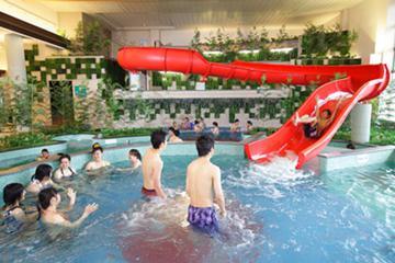 きぬ川ホテル三日月 ガーデンスパ三日月