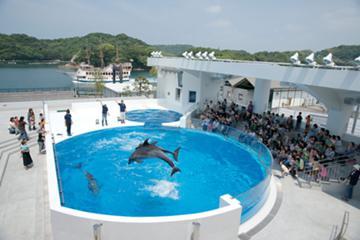 九十九島水族館 海きらら 【九十九島パールシーリゾート】