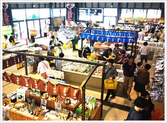 海の駅 べっぷ海鮮市場