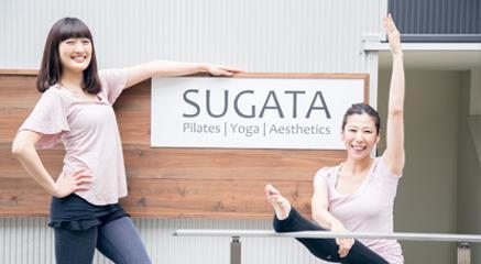 SUGATA | 青山スタジオ