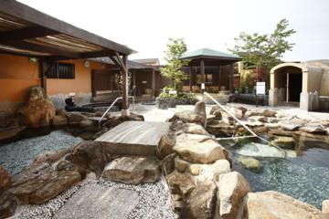 天然温泉 湯花楽厚木店