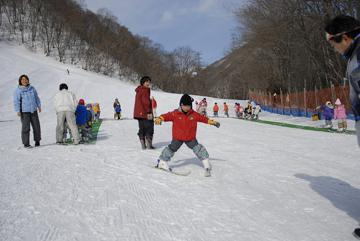 みなかみ町営 赤沢スキー場