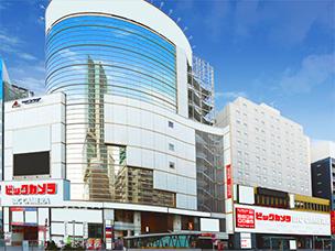 ビックカメラ 渋谷東口店