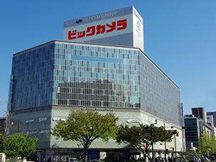 ビックカメラ 岡山駅前店