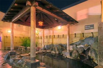 天然温泉 白井の湯