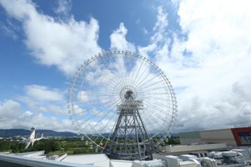 Redhorse OSAKA WHEEL(高さ日本一の観覧車)