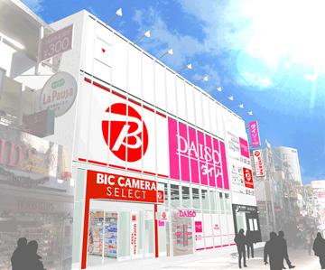 ビックカメラSELECT 原宿店