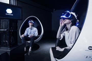 コニカミノルタ VirtuaLink in ダイバーシティ東京 プラザ