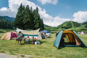 戸狩温泉 星降るキャンプ場