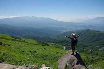 車山高原 夏山展望リフト&スカイプラザ