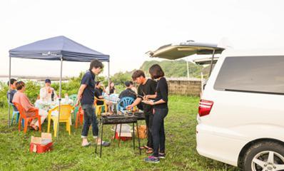太東海岸 BBQ Village