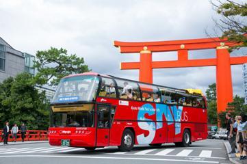 スカイホップバス京都