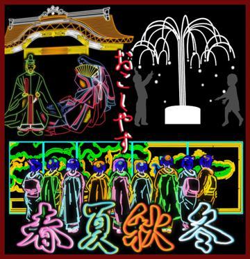 京都二条城イルミナージュ2020