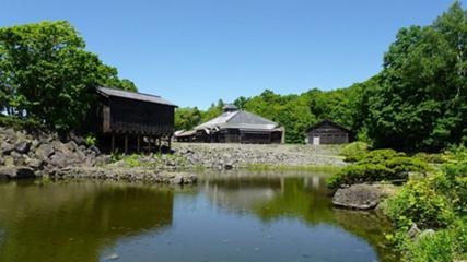 野外博物館 北海道開拓の村
