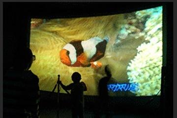 キングハム・3Dメルヘン水族館
