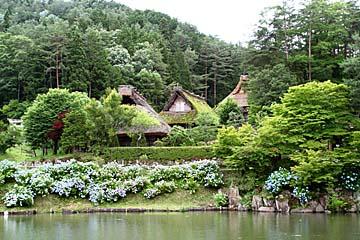 飛騨民俗村「飛騨の里」