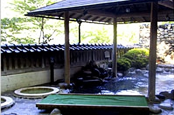 クアガーデン露天風呂