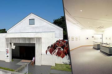 須坂版画美術館 平塚運一版画美術館
