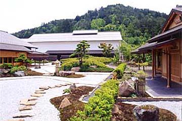 飛騨高山・茶の湯の森